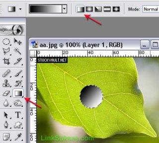 Efek Air dengan Photoshop
